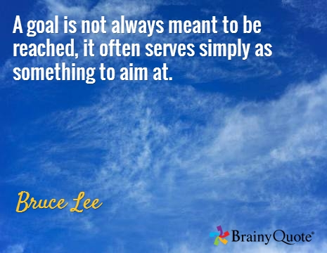 Bruce Lee quote from BrainyQuote