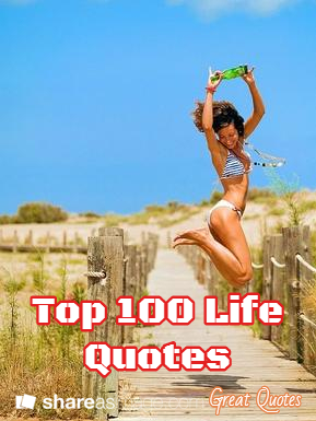 100 best life  quotes to shape of your life