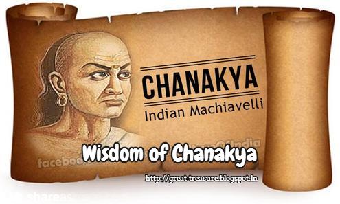wisdom of chanakay